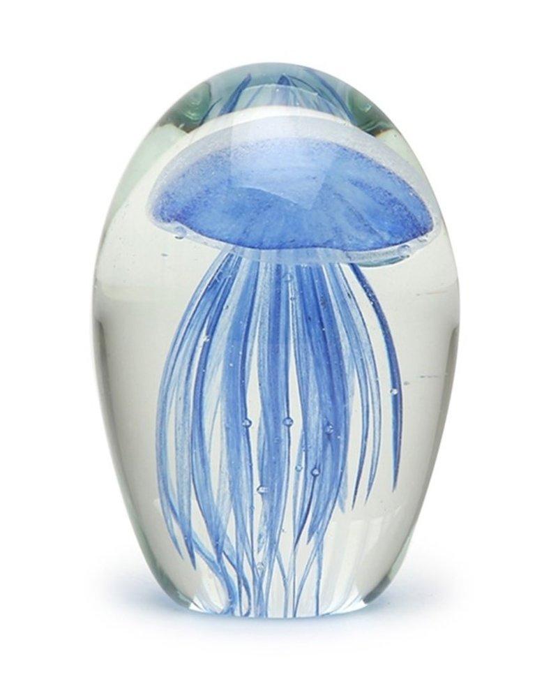 GARDEN ART & ACCESSORIES GLASS BABY JELLYFISH