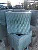 HIGH FIRED CERAMIC PREMIUM RAINDROP CUBE LG 17