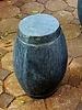 NATURAL STONE SOLID GRANITE JADE STOOLS