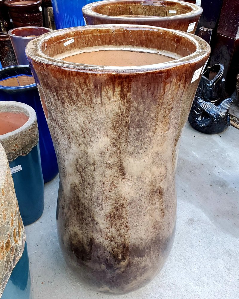 HIGH FIRED CERAMIC PREMIUM EEO JAR XL