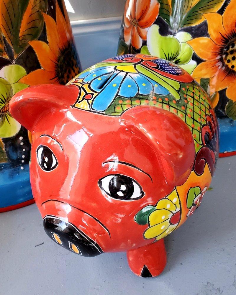 TALAVERA PIGGY BANK LG