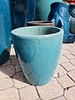 HIGH FIRED CERAMIC LB XLG CONE PLANTER SM 12