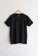 Naked & Famous - Circular Knit T-Shirt - Noir