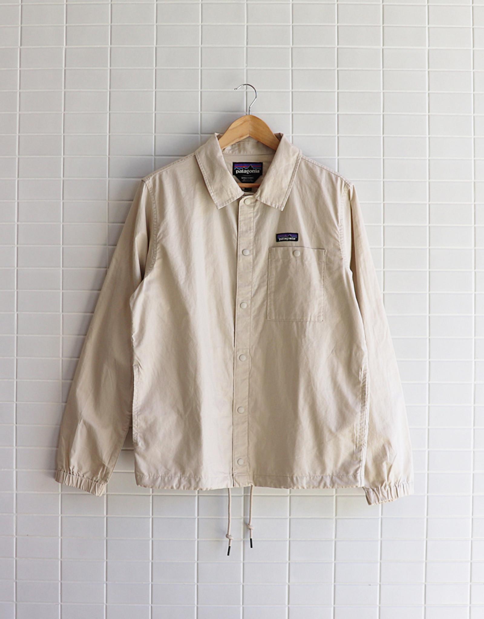 Patagonia - All-Wear Hemp Coach Jacket - Pumice