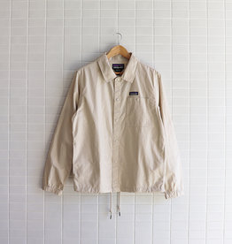 Patagonia - All-Wear Hemp Coach Jacket - Pumice