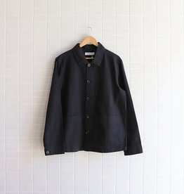 Assembly Label - Loan Jacket - Black