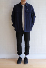 Patagonia - Insulated Fjord Flannel - Navy Blue