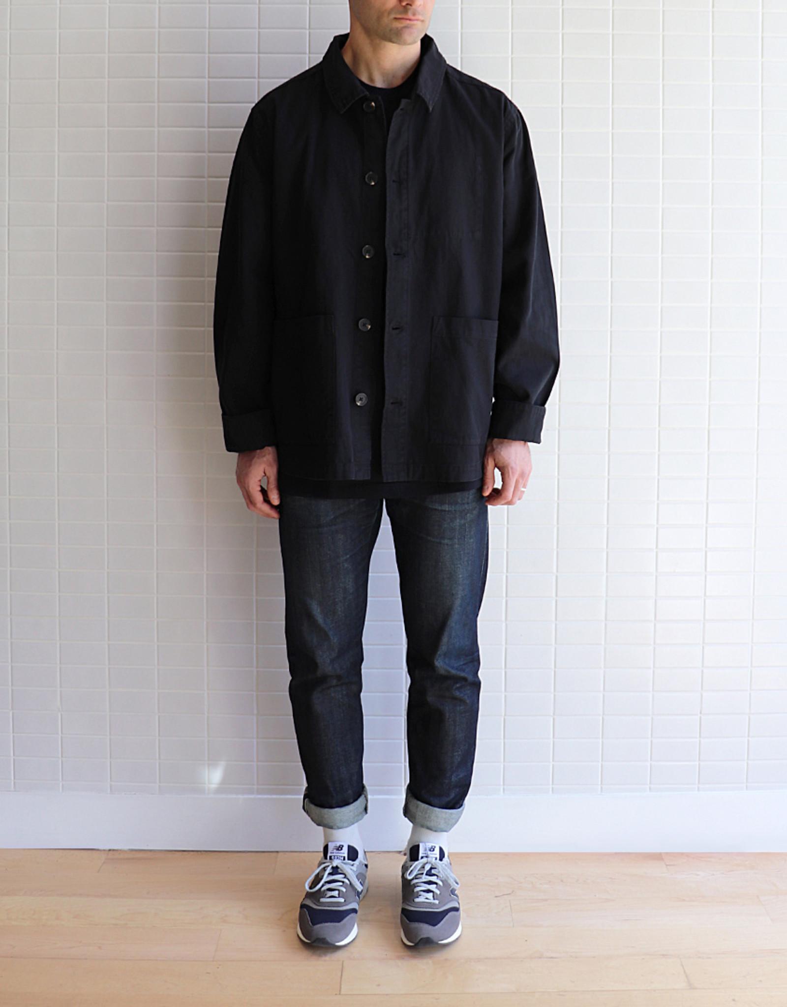 Assembly Label - Loan Jacket - Black