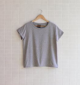 Naked & Famous - W's Circular Knit T-Shirt -