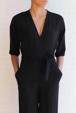 Eve Gravel - Jumpsuit Wild Boy - Noir