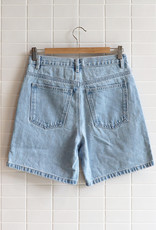 Assembly Label - Rowley Denim Short