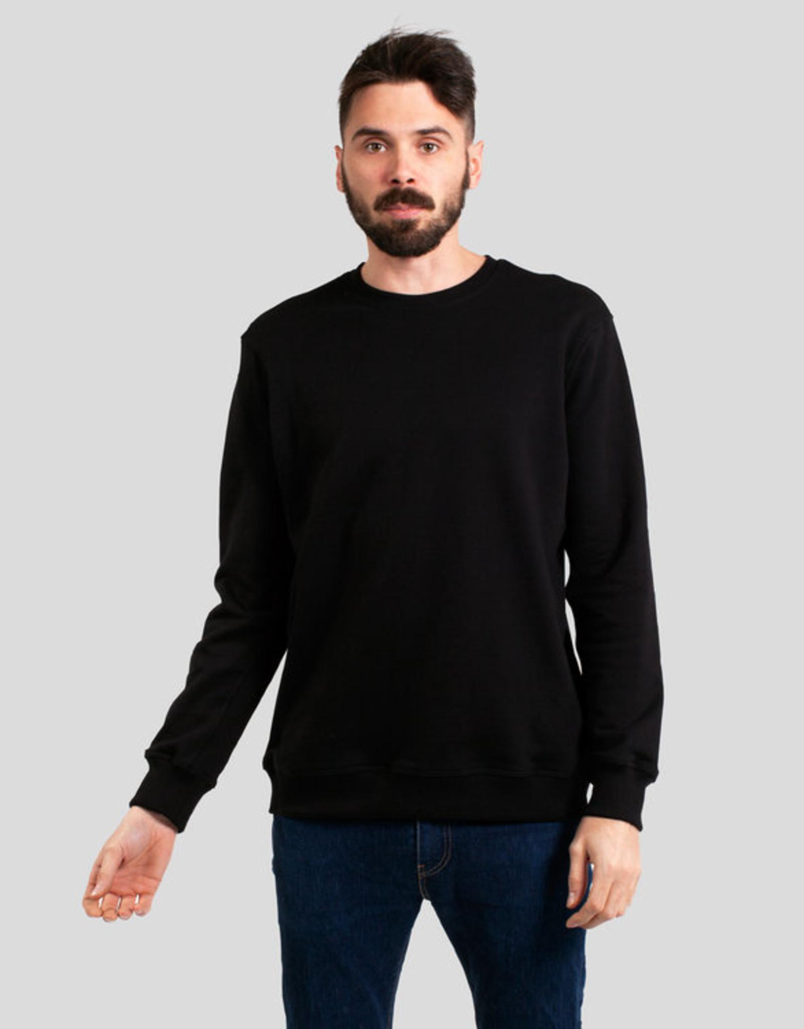 Nil - Sweatshirt Classique - Noir