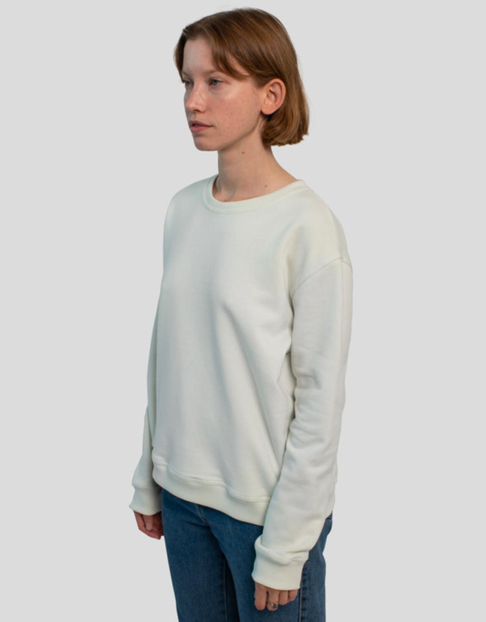 Nil - Sweatshirt Boxfit - Crème