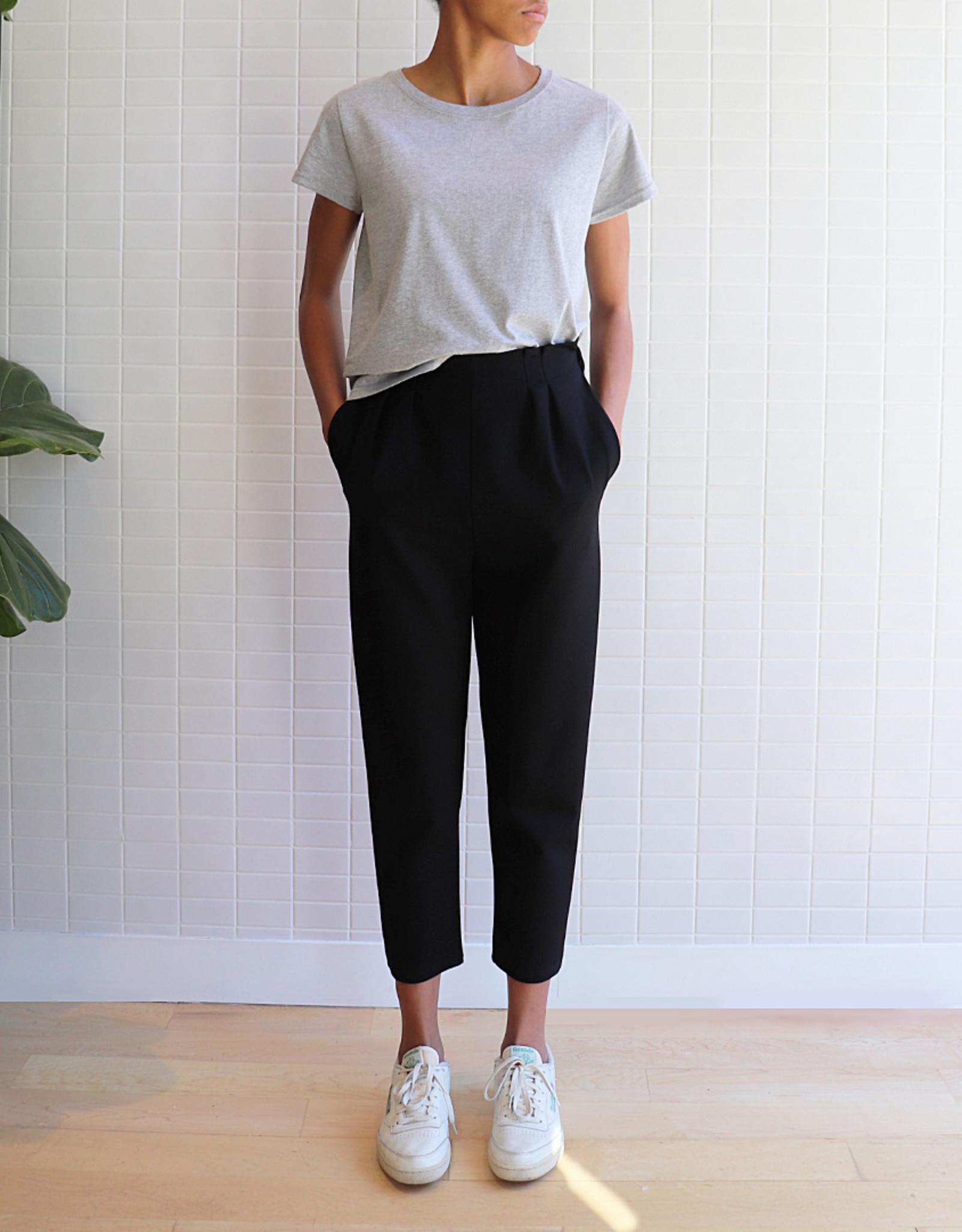 Odeyalo - Pantalon Elda - Noir