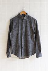 Naked & Famous - Easy Shirt - Brushed Melange