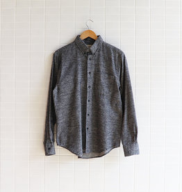 Naked & Famous - Easy Shirt - Brushed Melange