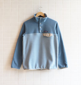 Patagonia - W's LW Synch Snap-T P/O - Berlin Blue