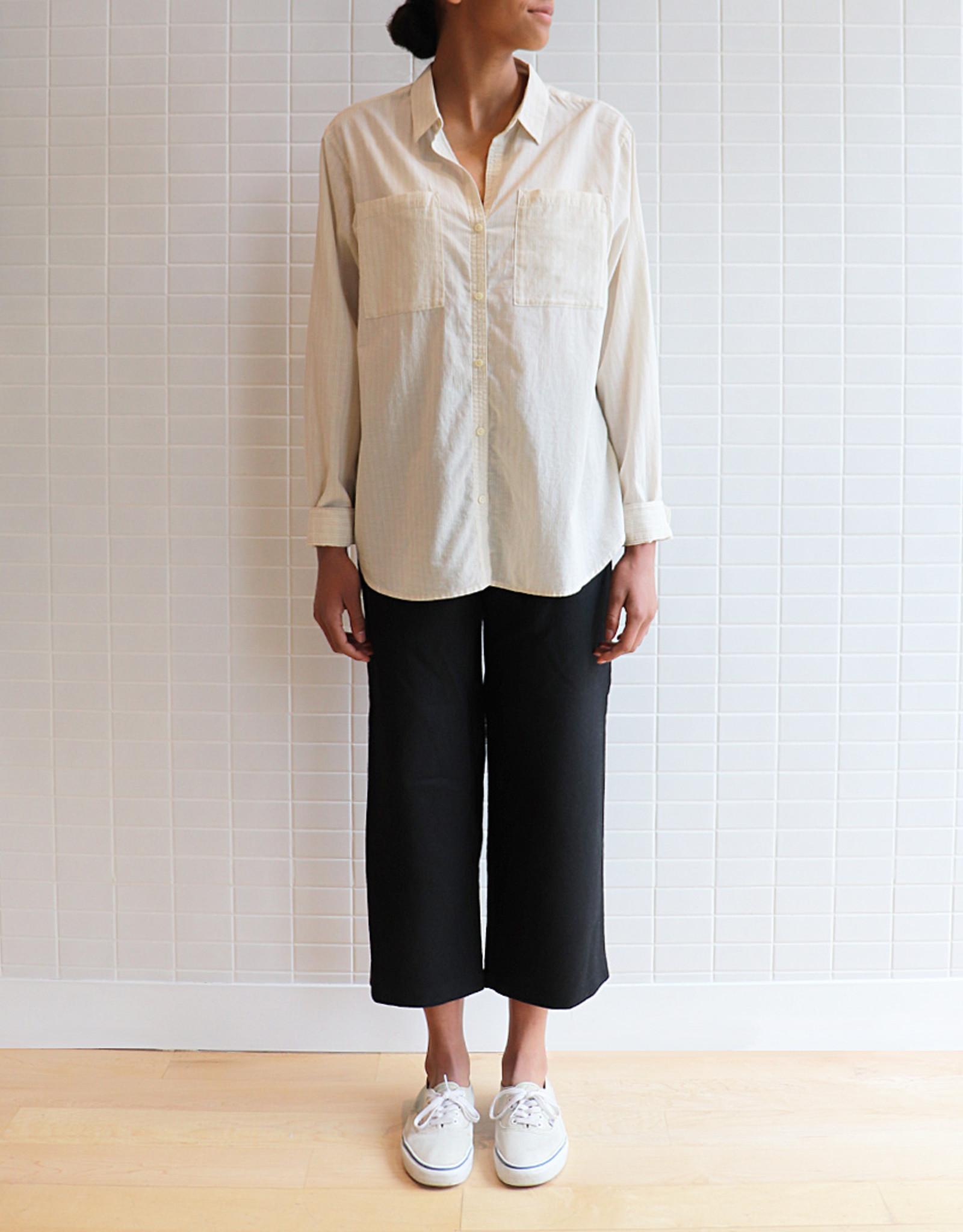 Patagonia - W's Lightweight Buttondown Shirt - Pumice