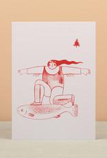 Florence Rivest - Print - Surfgirl