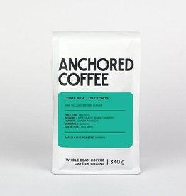 Café Anchored - Costa Rica, Los Cedros - Filtre -  340g