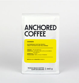 Café Anchored - Cannon - Espresso - 340g