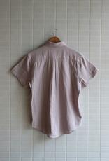 N&F - Easy Shirt - S/S Double Weave Gauze Slub -