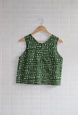 Betina Lou Jade Print Vert