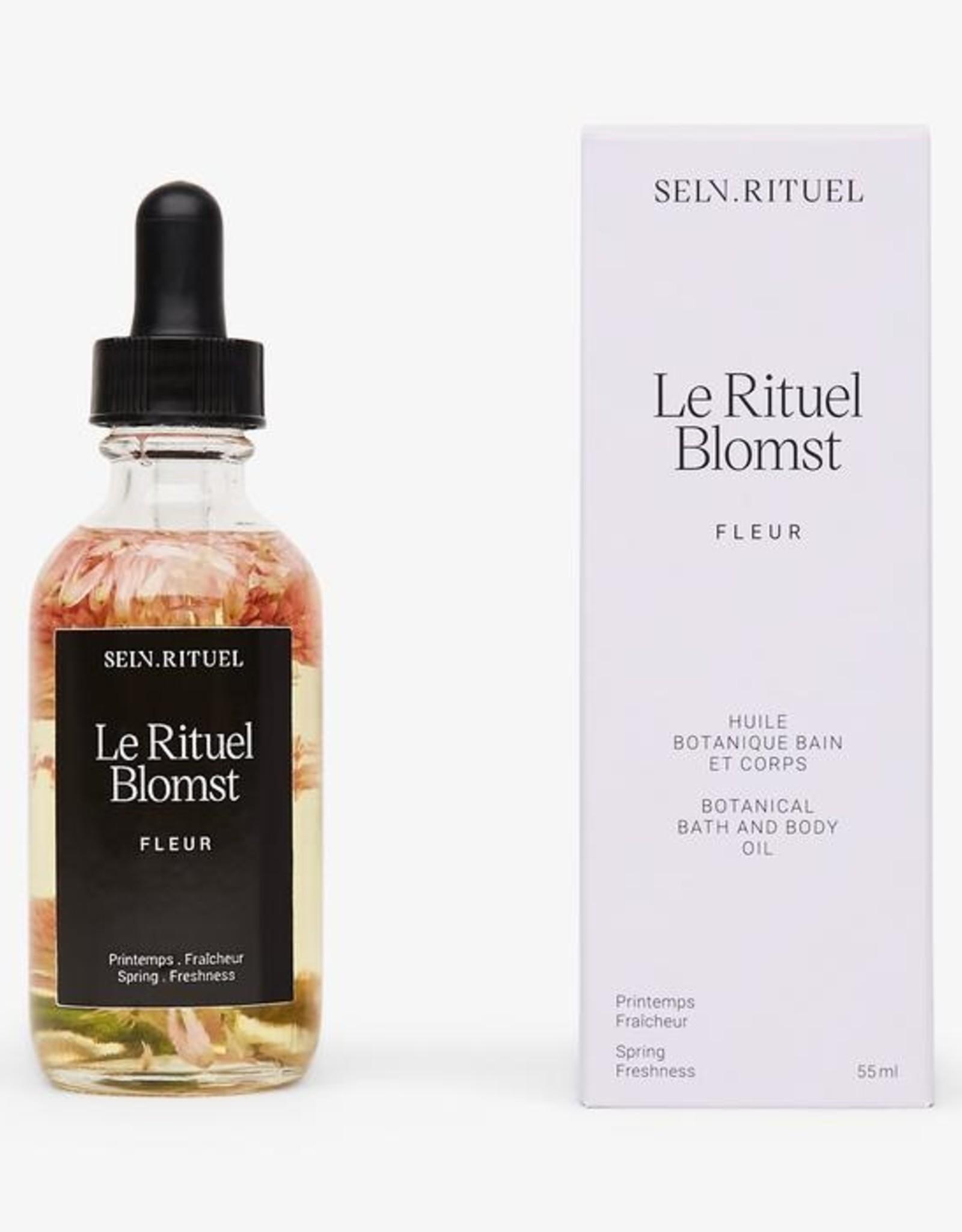 SELV - Huile botanique - Rituel Blomst