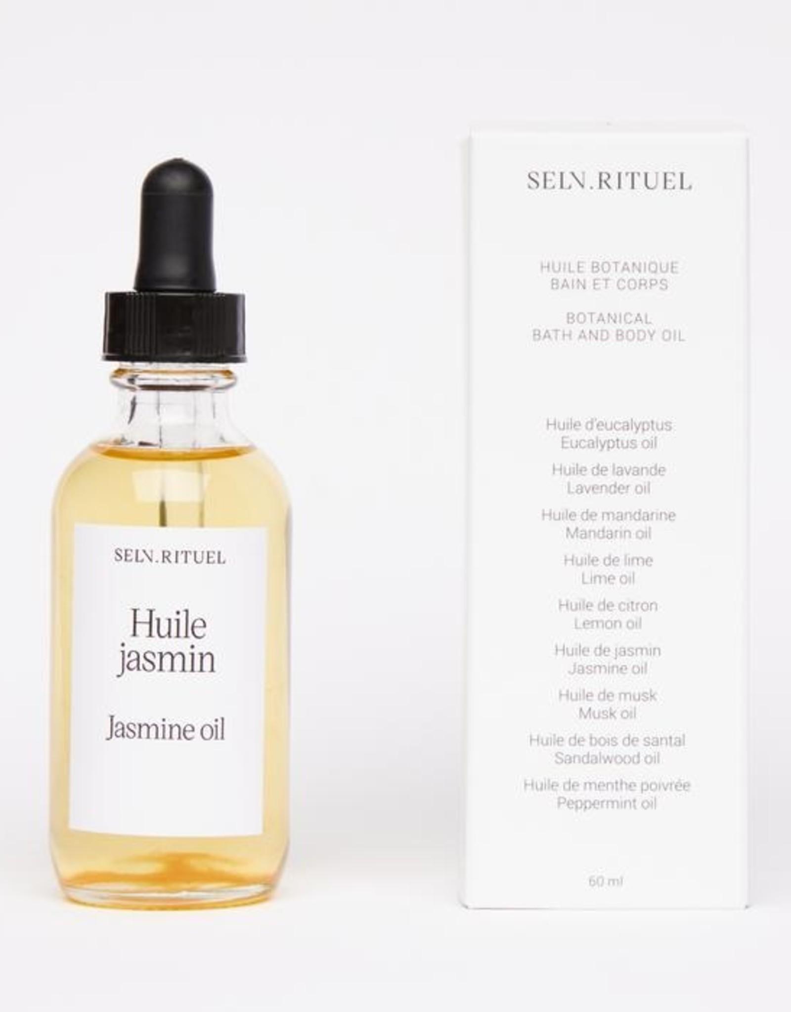 SELV - Huile Jasmine