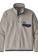 Patagonia - M's LW Synch Snap-T - Oatmeal