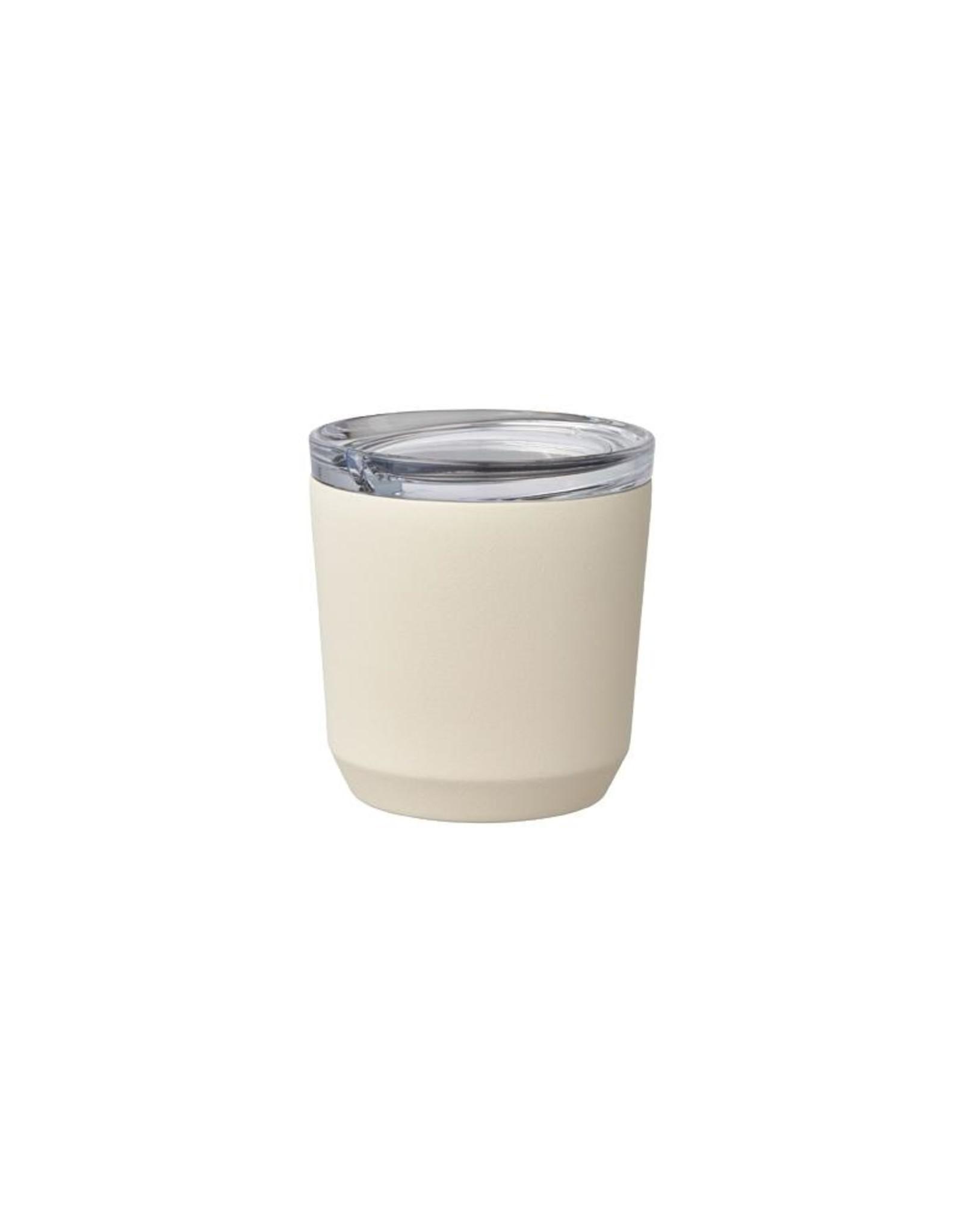 Kinto - To Go Tumbler - 240 mL - Blanc