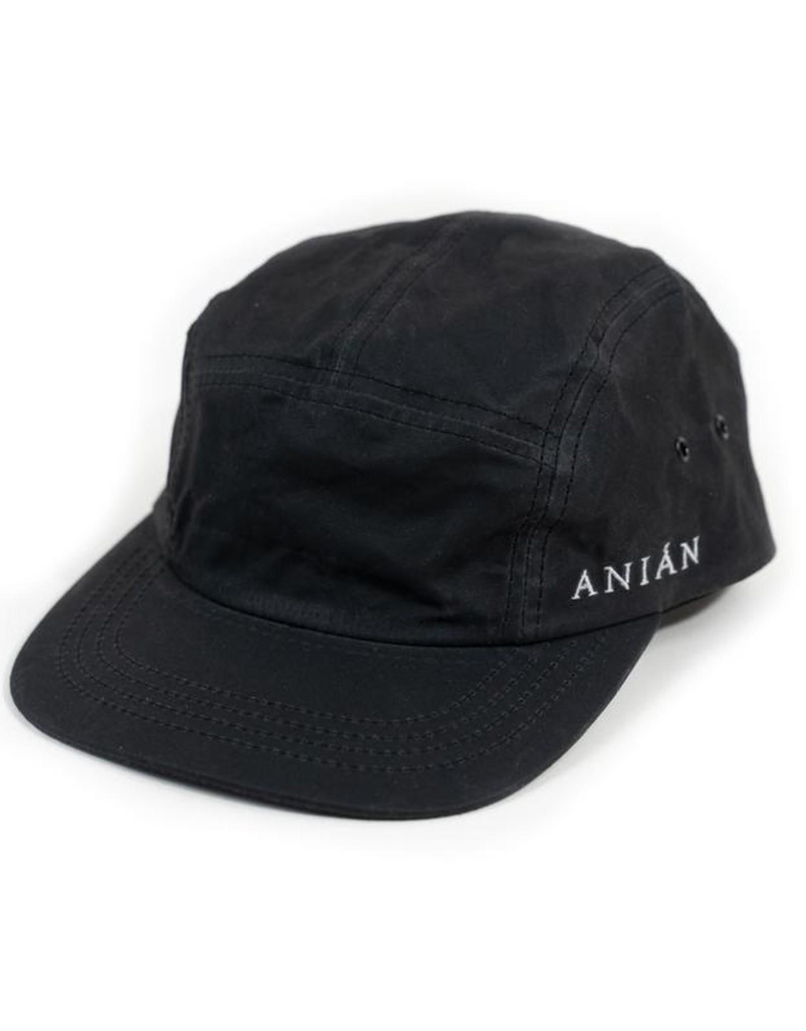 Anian - Waxed Canvas Tin Cap