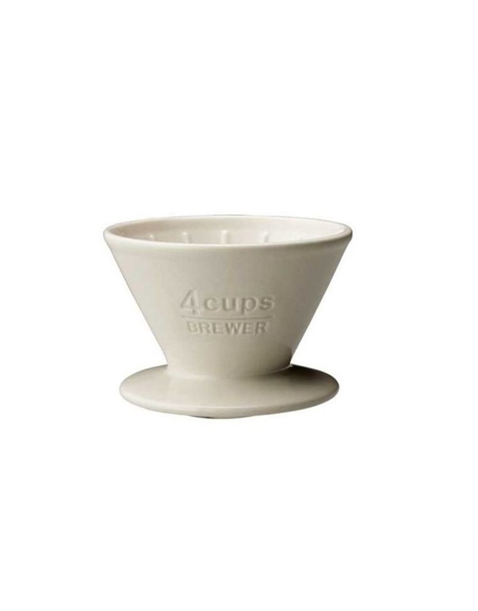 Kinto - Slow Coffee Style - Porcelain Brewer - 4 -cup