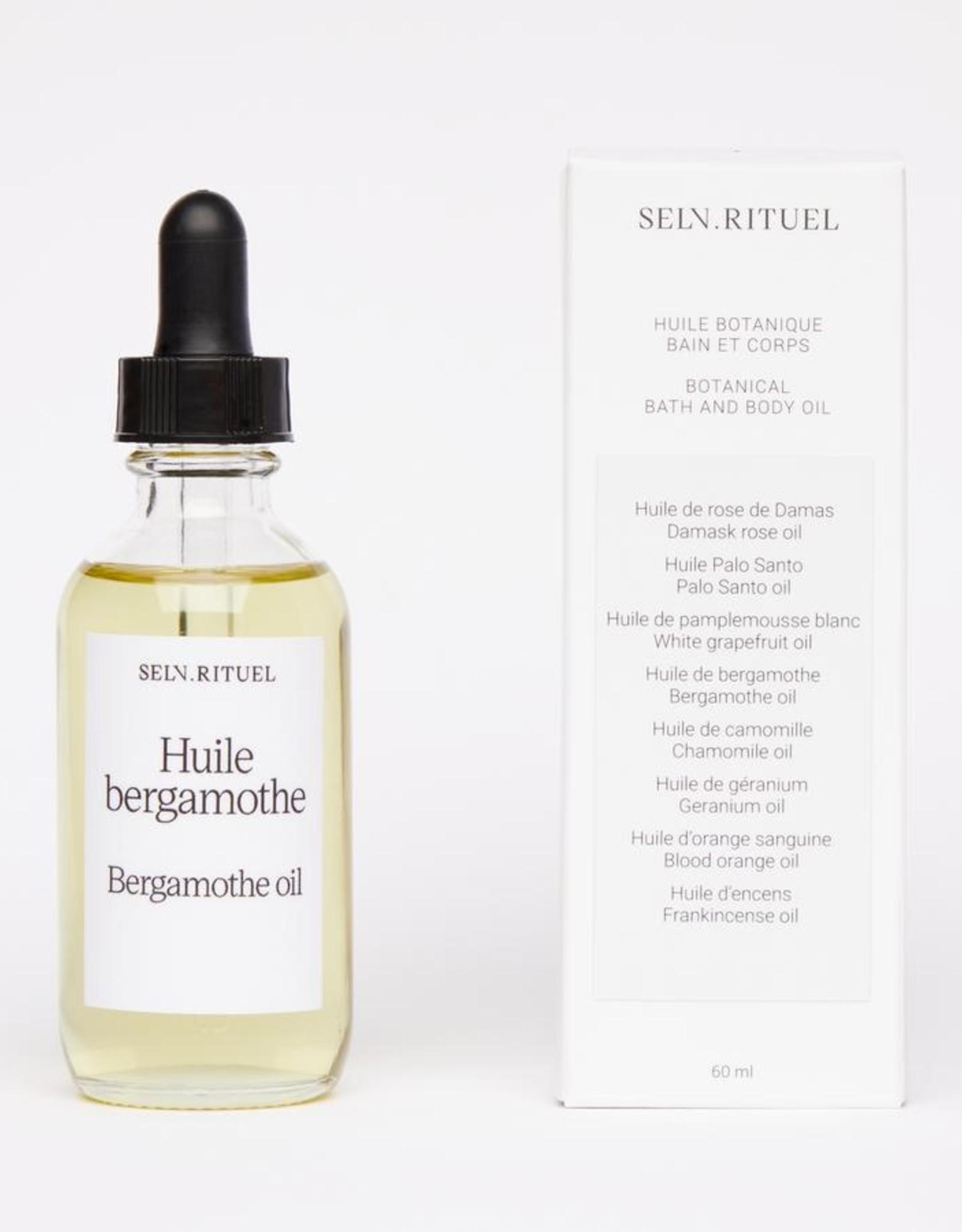 SELV - Huile Bergamote