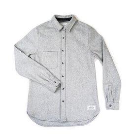 Anian - W's Melton Wool Shirt