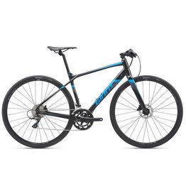 Giant FastRoad SL 3 L Gunmetal Black/Vibrant Blue