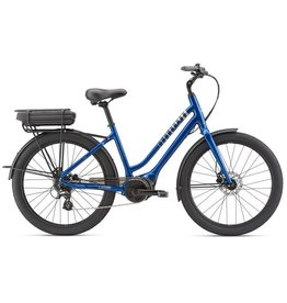 Giant Lafree E+ 2 Disc 20MPH L Royal Blue