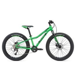 Giant XTC Jr 24+ Flash Green/Black/Charcoal