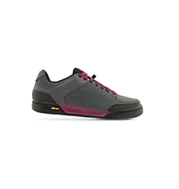 Giro Cycling Giro Cycling Riddance W Shoe - Dark Shadow/Berry (Womens Size 38)