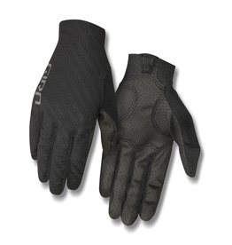 Giro Cycling Giro Cycling Riv'ette CS Mountain Gloves - Titanium/Black (Womens Size L)