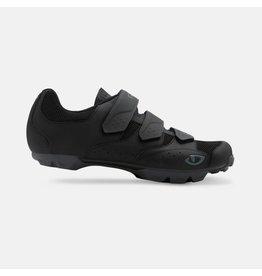 Giro Cycling Giro Cycling Carbide RII Mountain Shoe - Black/Charcoal (Adult Size 43)