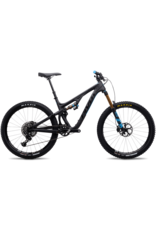 Pivot Cycles Mach 5.5 Carbon 27.5 PROXT LRG Blue