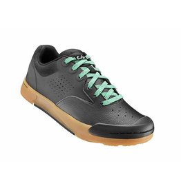 LIV LIV Shuttle Flat Off-Road Shoe 37 Black/Mint