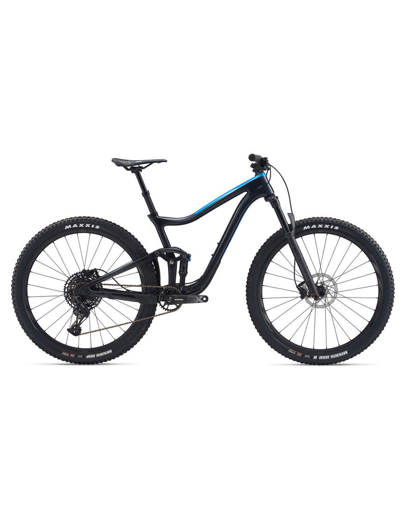 Giant Trance Advanced Pro 29 3 M Metallic Black - Demo