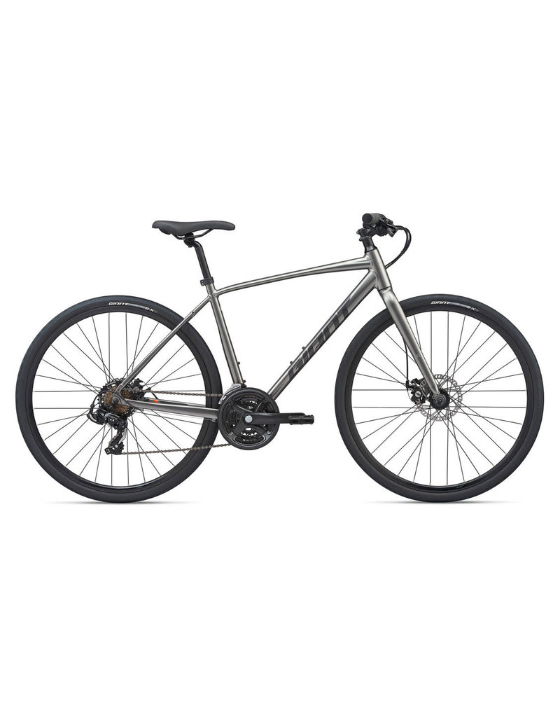 Giant Escape 3 Disc S Charcoal - Rental
