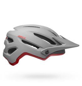 BELL Bell 4Forty MIPS Adult Bike Helmet - Cliffhanger Matte/Gloss Gray/Crimson - S (52-56 cm)