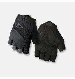 Giro Cycling Giro Cycling Bravo Gel Road Gloves - Black (Adult Size M)