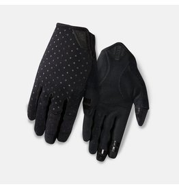 Giro Cycling LA DND Womens Dirt Gloves - Black Dots - L