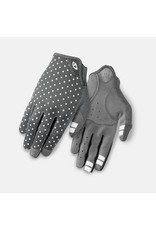 Giro Cycling LA DND Womens Dirt Gloves - Dark Shadow/White Dots - S