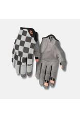 Giro Cycling LA DND Womens Dirt Gloves - Checkered/Peach - XL